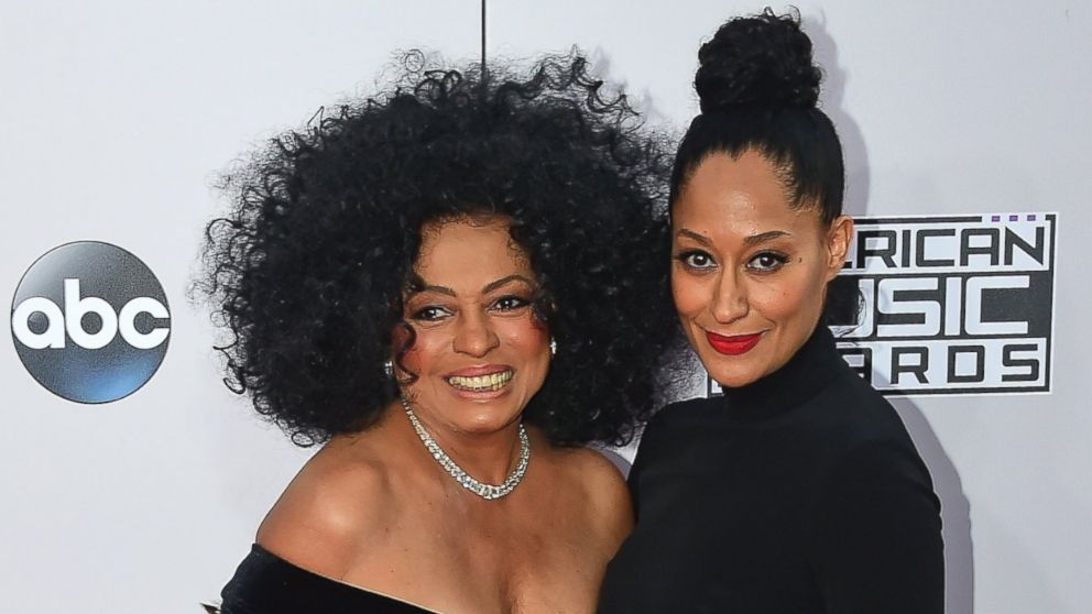 diana ross toasts daughter tracee ellis ross 39 emmy nod with full page ad abc news. Black Bedroom Furniture Sets. Home Design Ideas