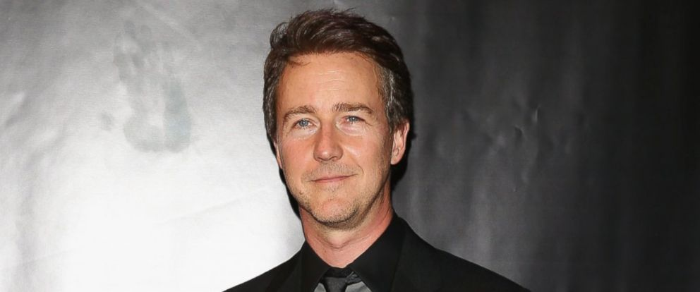 PHOTO: Edward Norton attends the Moet & Chandon Excellence Awards on Aug. 5, 2015 in Locarno, Switzerland.