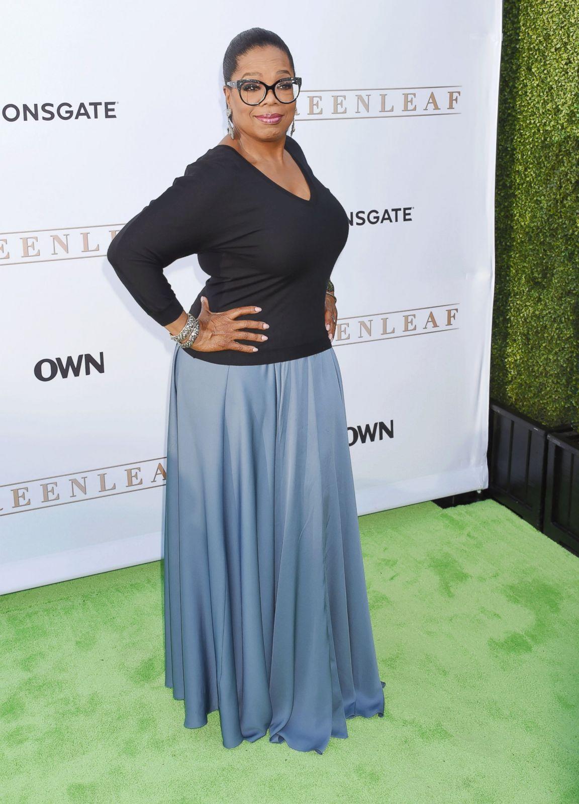 ae187cd57b3f Oprah Winfrey Through the Years Photos - ABC News