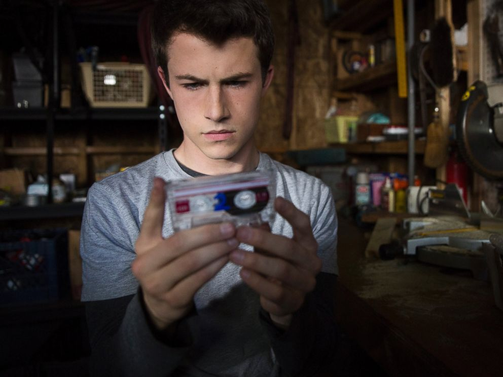 PHOTO: Dylan Minnette in Netflixs 13 Reasons Why.