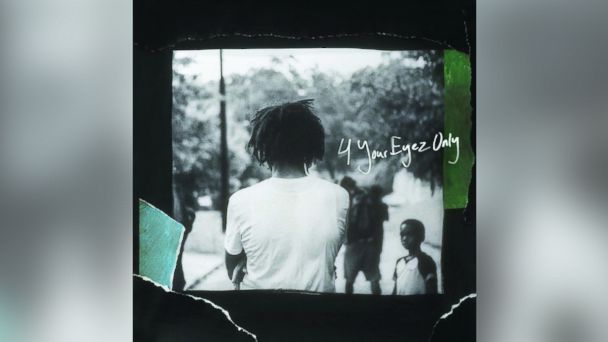 """PHOTO: J. Cole - """"For Your Eyez Only"""""""
