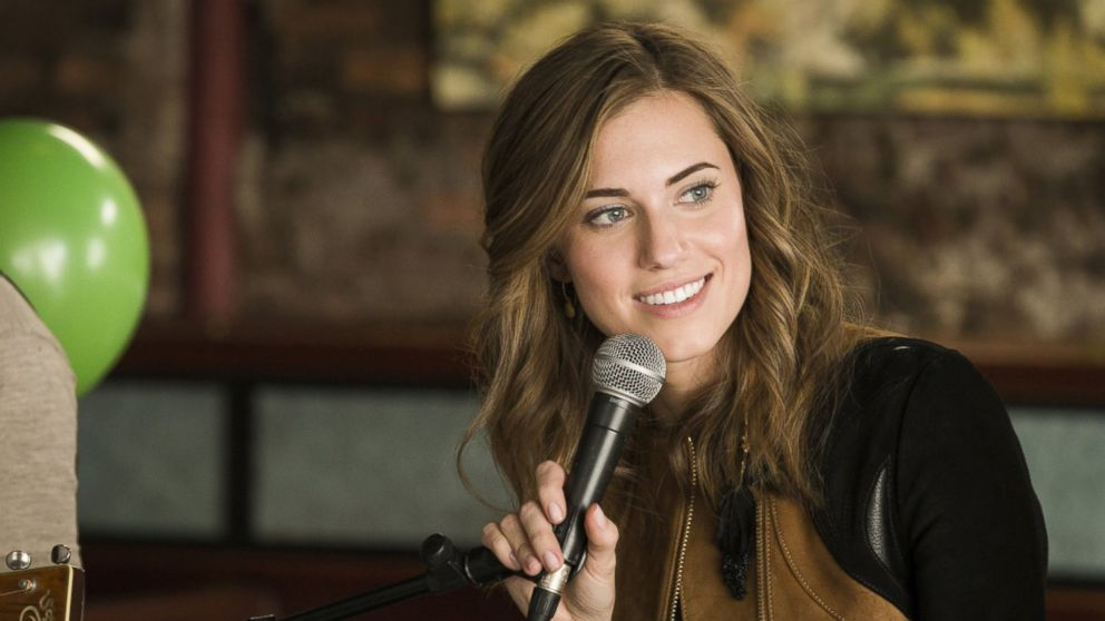 "Allison Williams in the TV series, ""Girls,"" 2012."