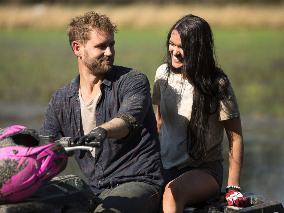 PHOTO: Nick Viall And Raven On The Bachelor, Which Aired On Feb. 20