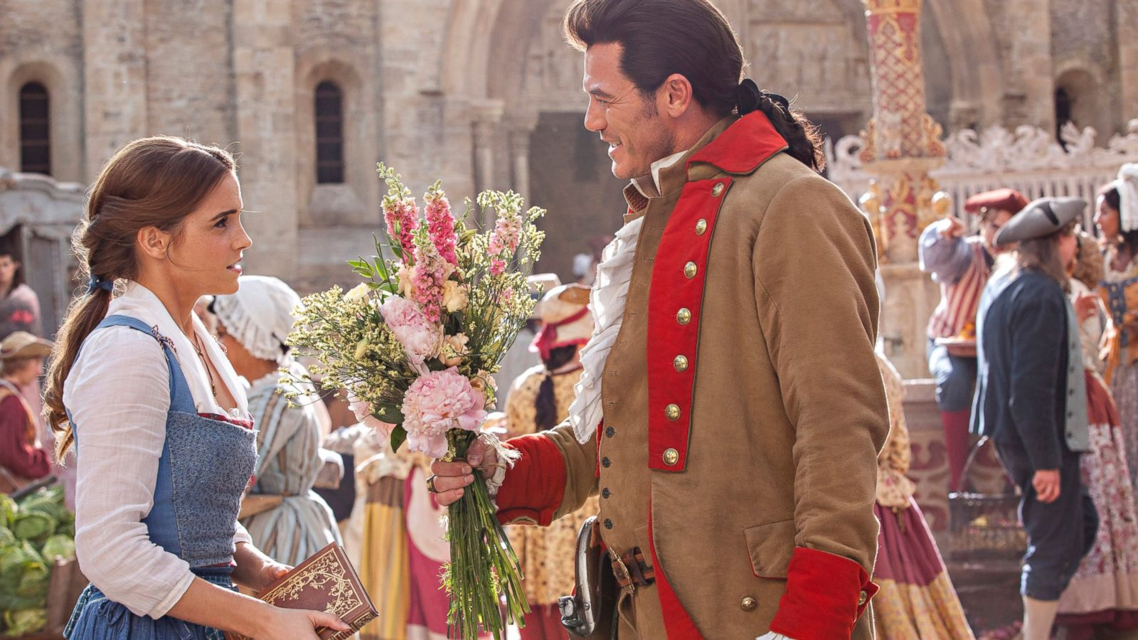 Emma Watson On The Challenges She Faced Singing In Beauty And The Beast Abc News