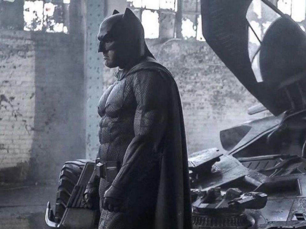 PHOTO: Ben Affleck in Batman v Superman: Dawn of Justice (2016).