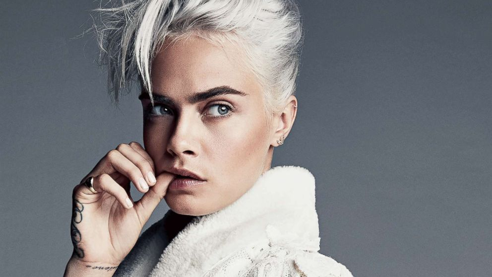 How Cara Delevingne Deals With Questions About Her Sexuality Abc News