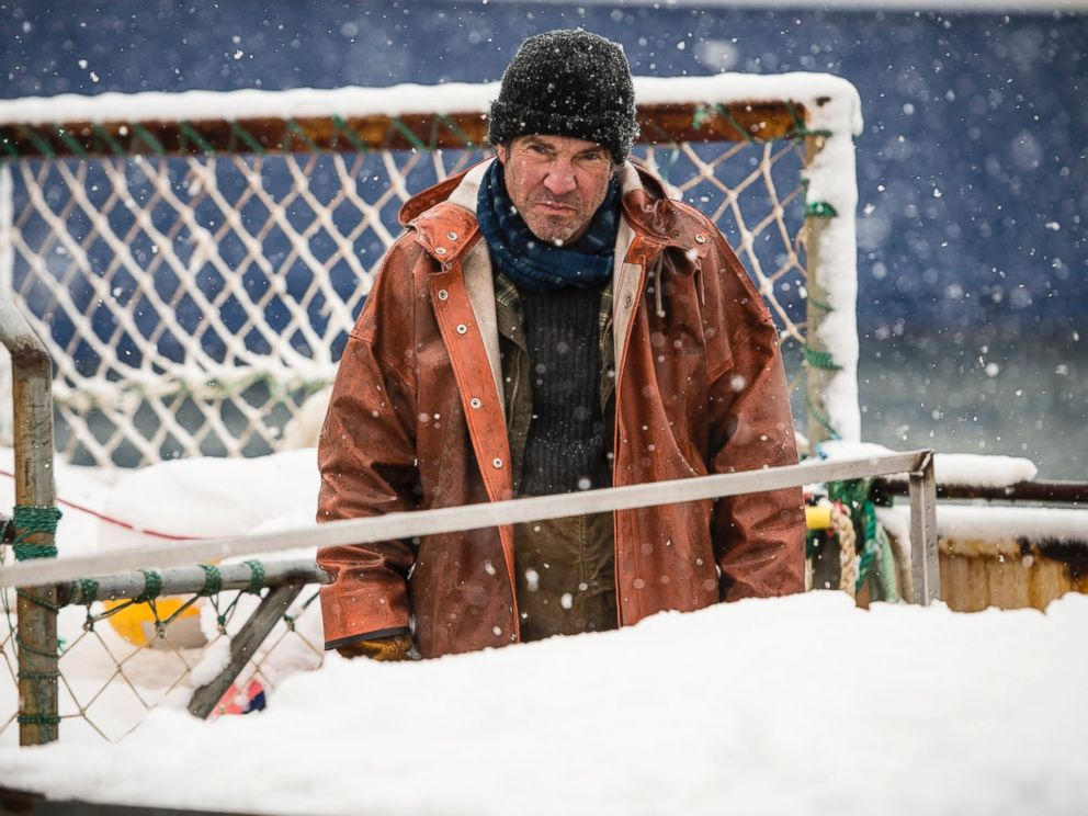 Dennis Quaid talks his new series 'Fortitude' and looks back on his long career