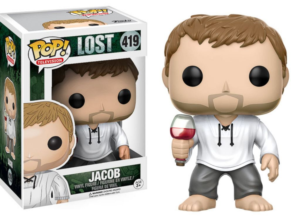 PHOTO: Funko debuts its new line of Lost toys.