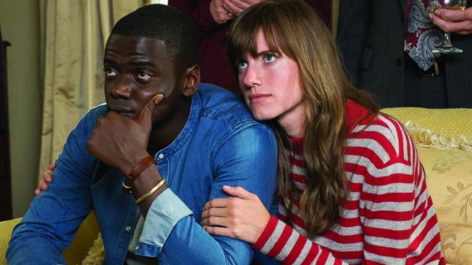 Allison Williams Porn allison williams on how 'get out' can be informative to