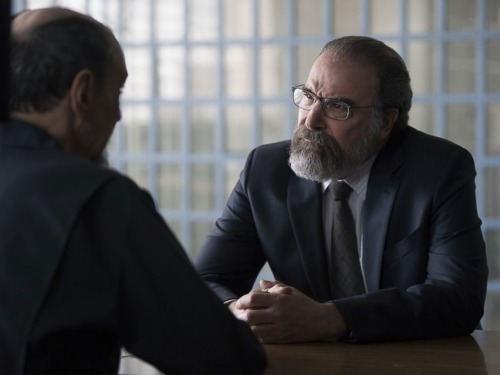 Why Mandy Patinkin believes the latest season of 'Homeland' paralleled real life