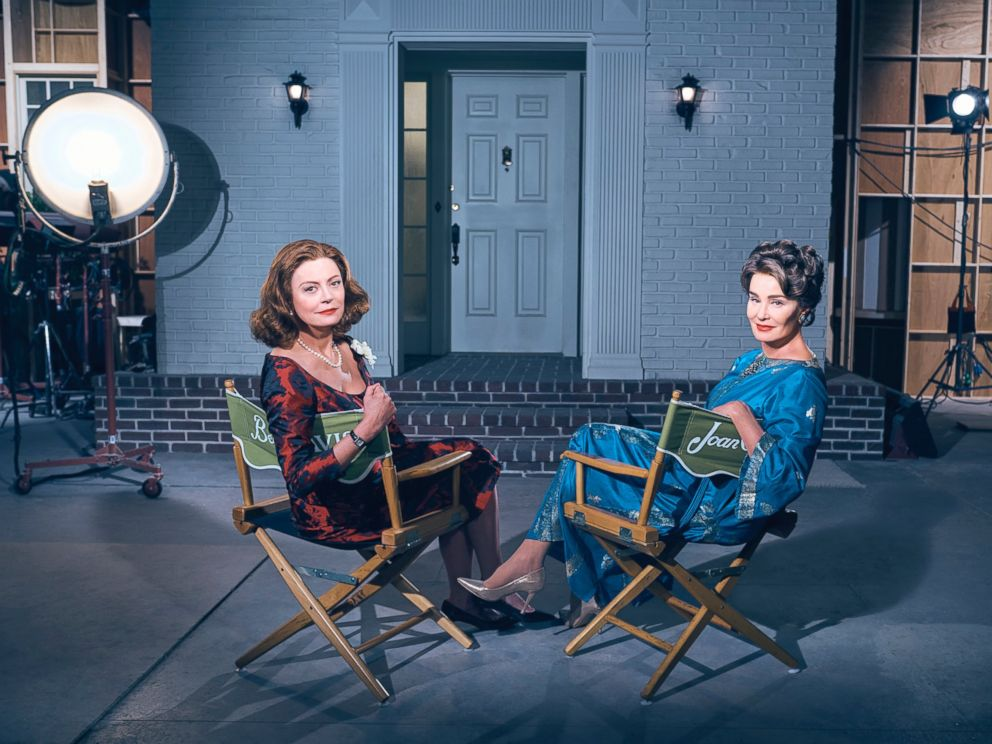 'Feud' director Ryan Murphy on working with women over 40