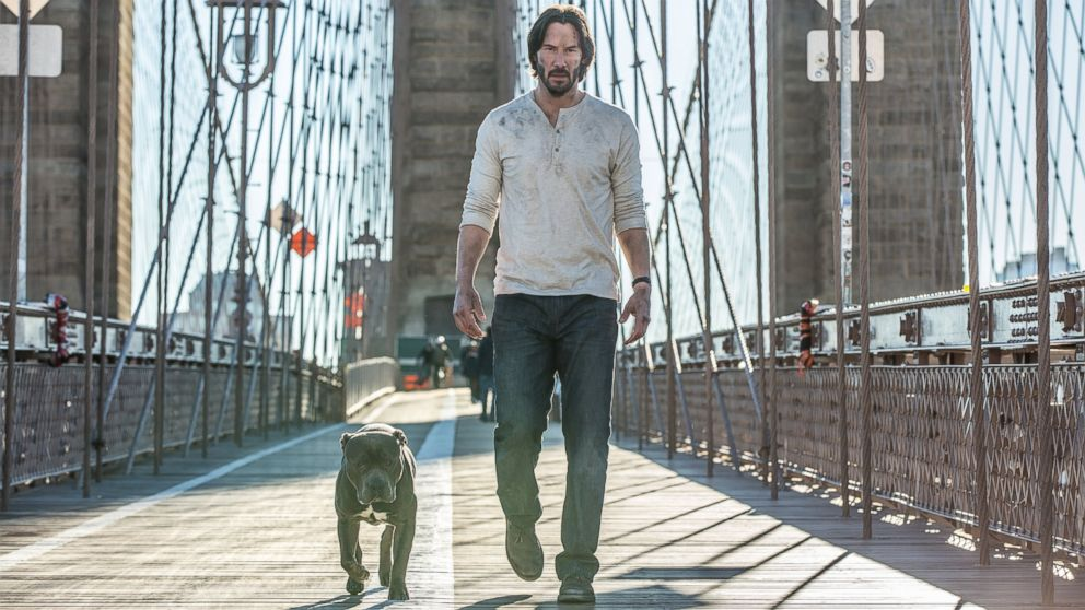 Keanu Reeves explains how they pulled off the action scenes in 'John Wick: Chapter 2'