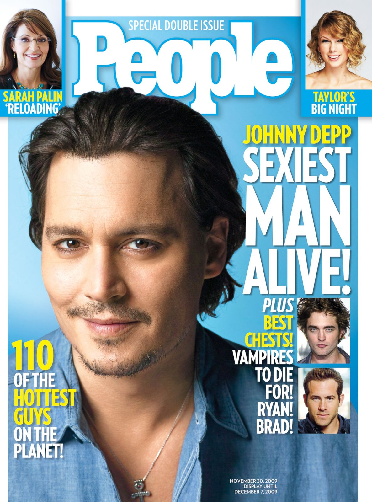 People Magazine S Sexiest Man Alive Through The Years Photos Abc News