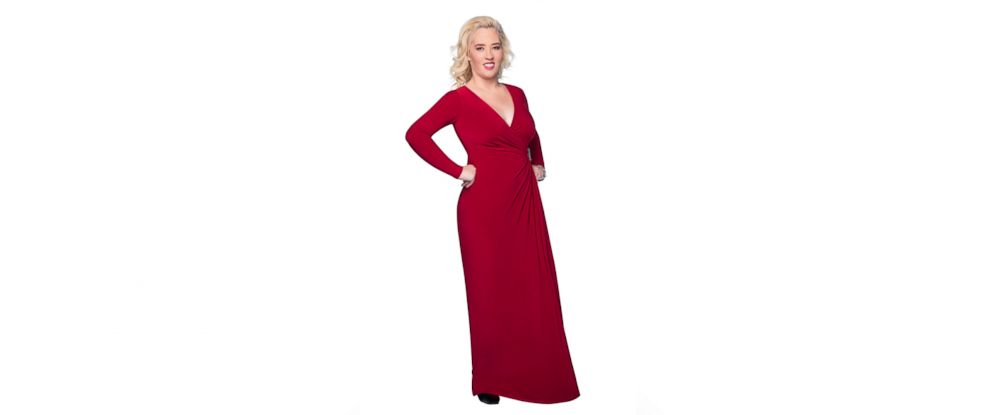 PHOTO: Mama June Shannon, the star of her own WeTV reality show, reveals her slimmer frame after undergoing glastric sleeve surgery and other procedures.