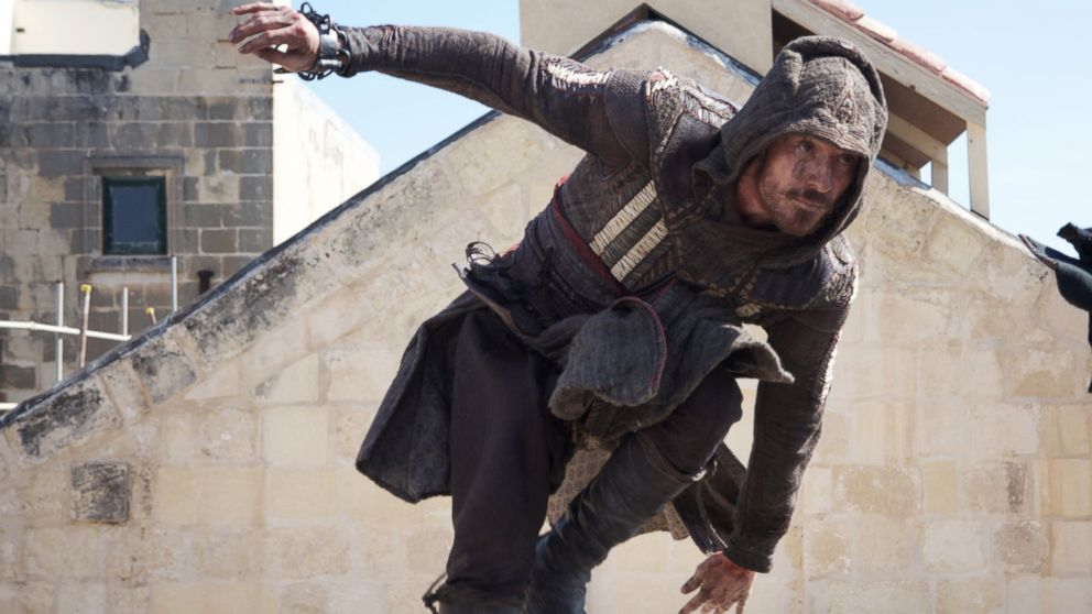 Review: 'Assassin's Creed' Is the Worst Movie Michael