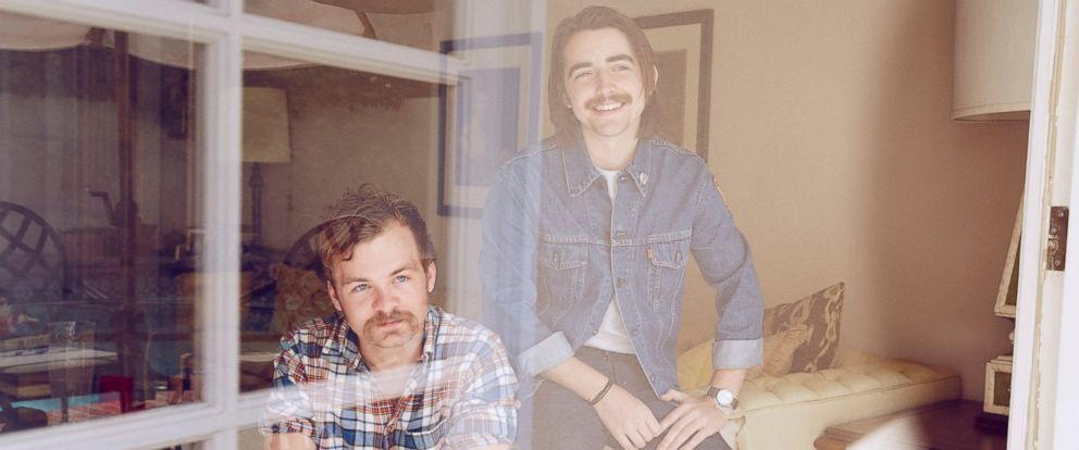 PHOTO: Americana duo, Michigan Rattlers release their self-titled EP.