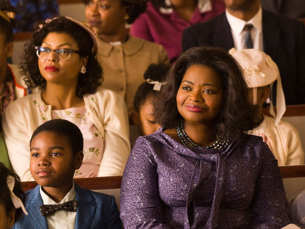 PHOTO: Octavia Spencer in a scene from Hidden Figures.