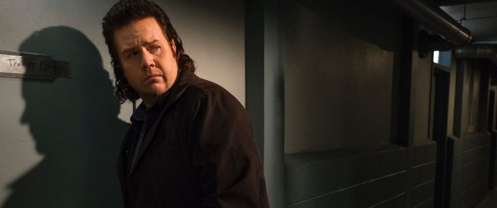 "PHOTO: Josh McDermitt as Dr. Eugene Porter in an episode of ""The Walking Dead,"" which aired on March 26, 2017."