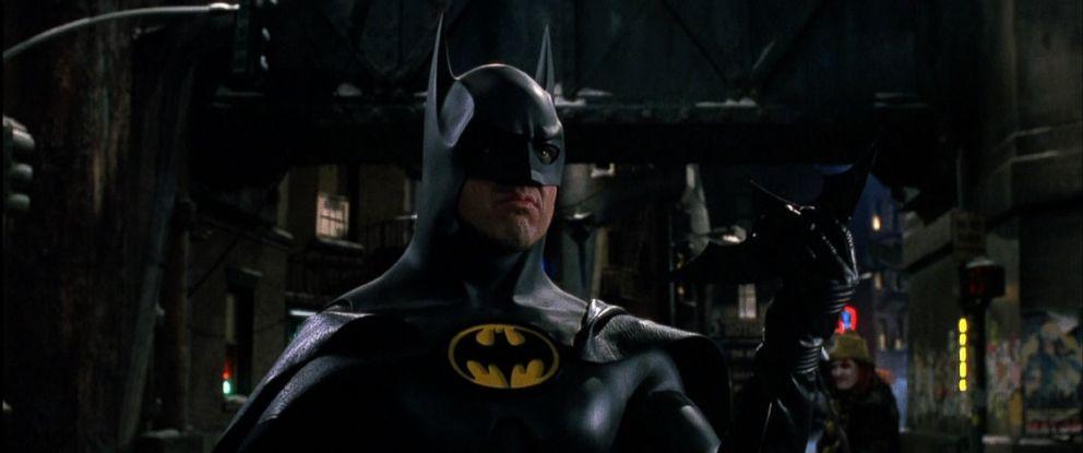 "PHOTO: Michael Keaton is seen here in ""Batman Returns."""
