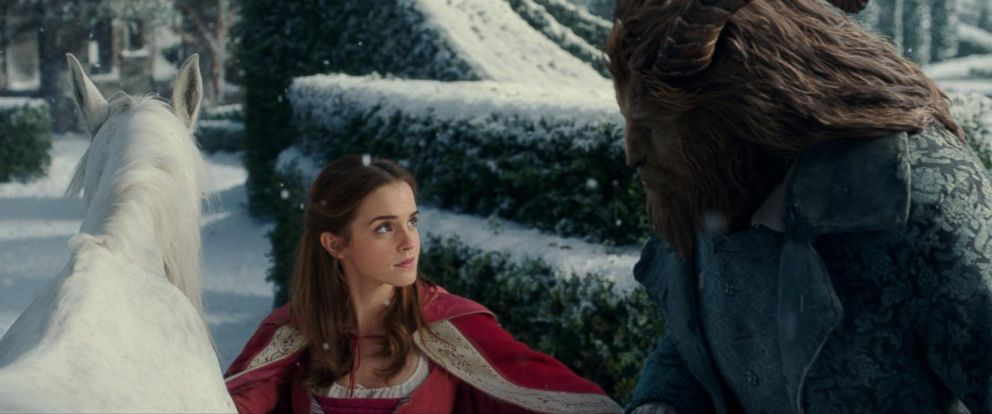 "PHOTO: A scene from the ""Beauty and the Beast,"" is seen here."