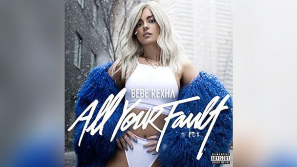 """PHOTO: Bebe Rexha - """"All Your Fault: Pt. 1"""""""