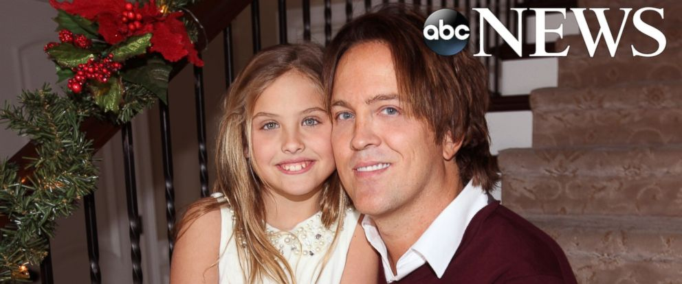 PHOTO: Larry Birkhead says he has tried to raise his daughter Dannielynn, seen here in this family photo, out of the spotlight and give her a stable life at their home in Kentucky.