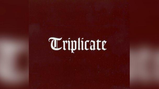 """PHOTO: Bob Dylan - """"Triplicate"""""""