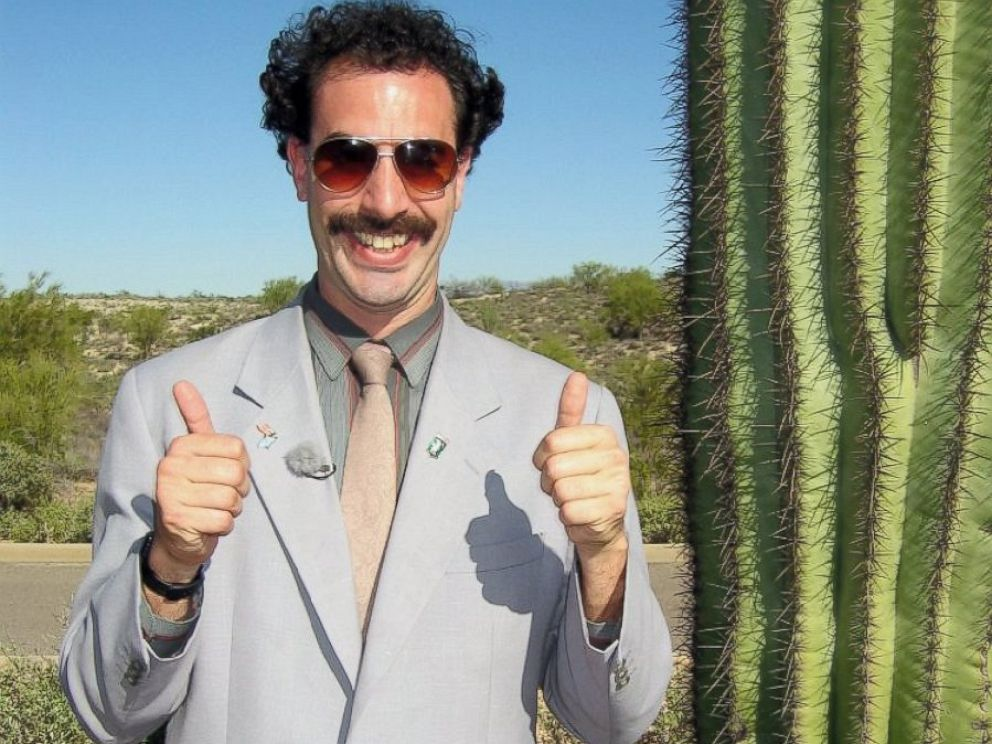 Borat' Turns 10: Real Stories Behind the Making of the