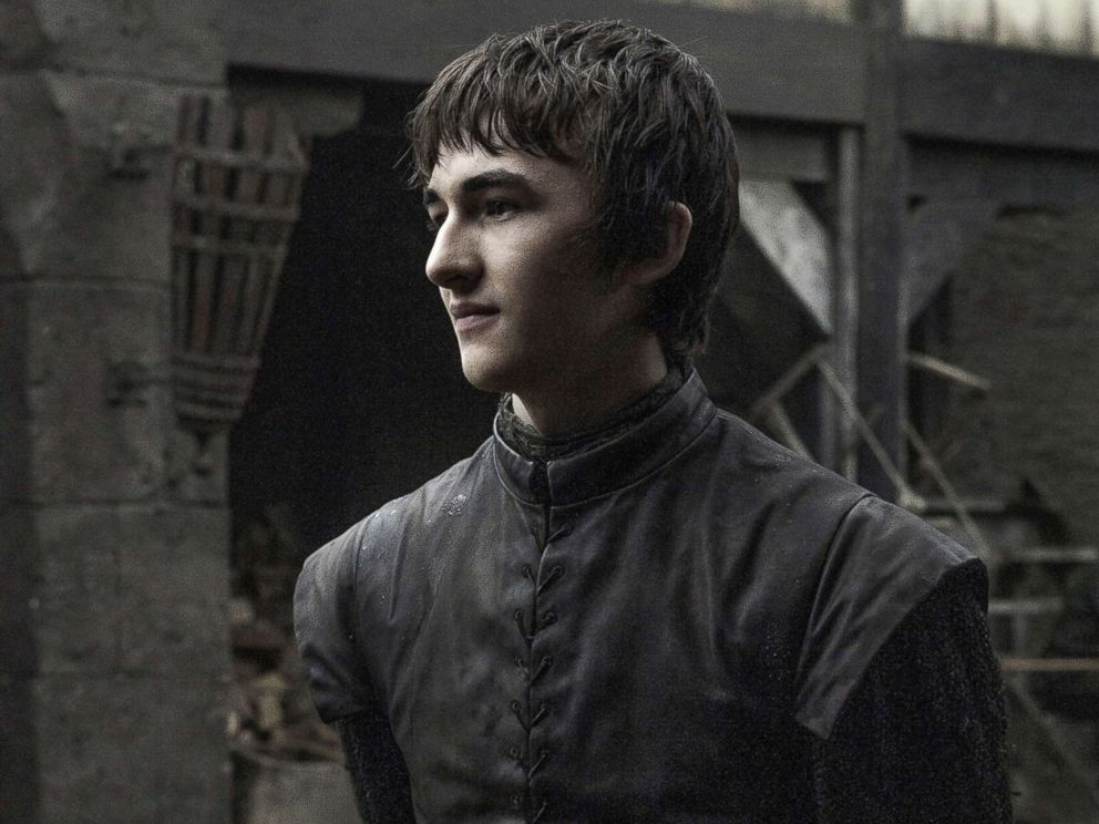 PHOTO: Isaac Hempstead Wright as Bran Stark in the Game of thrones.