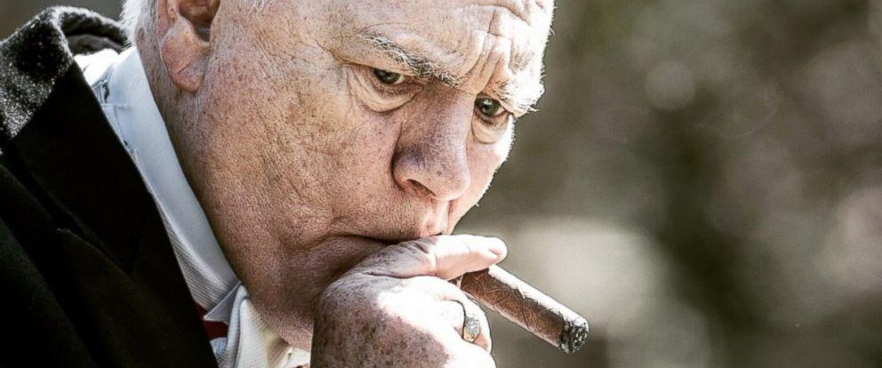 """PHOTO: Brian Cox, as Winston Churchill, in """"Churchill."""""""