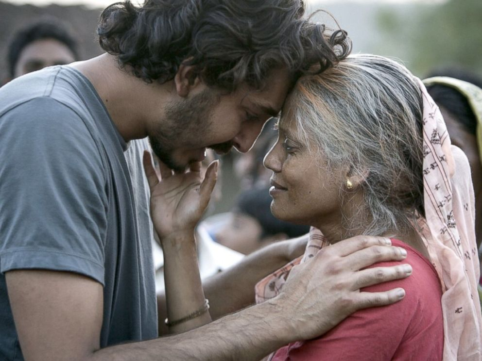 PHOTO: Dev Patel, left, and Priyanka Bose in a scene from Lion.