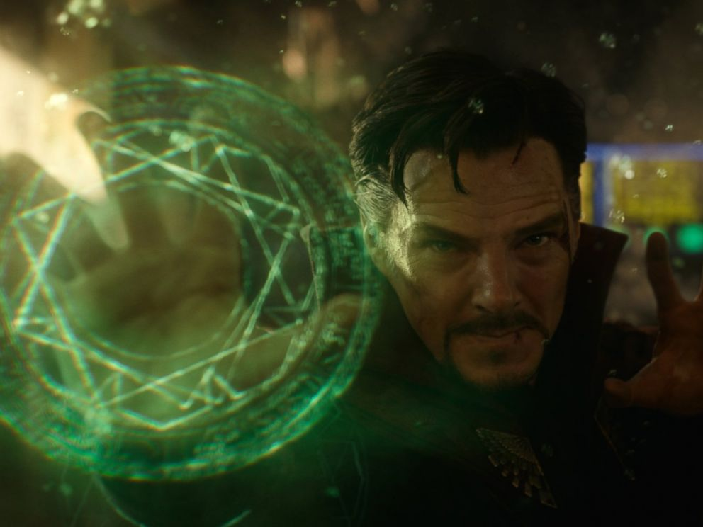 PHOTO: Benedict Cumberbatch in Doctor Strange.