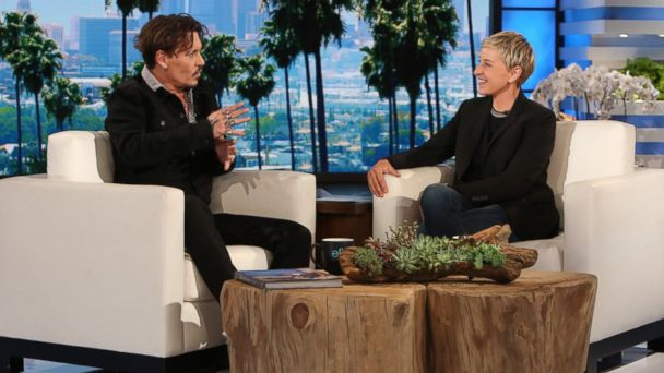 Johnny Depp jokes about the possibility of 2 more 'Pirates of the Caribbean' films
