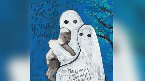 """PHOTO: Frank Iero And The Patience - """"Parachutes"""""""