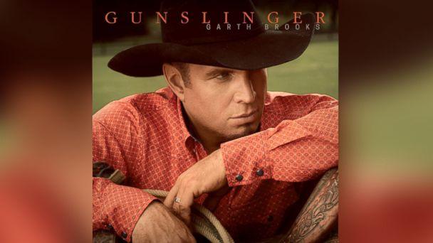 "PHOTO: Garth Brooks - ""Gunslinger"""