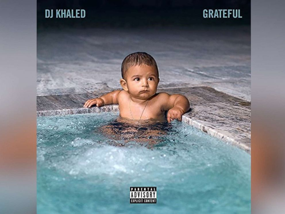 PHOTO: DJ Khaled - Grateful [Explicit]