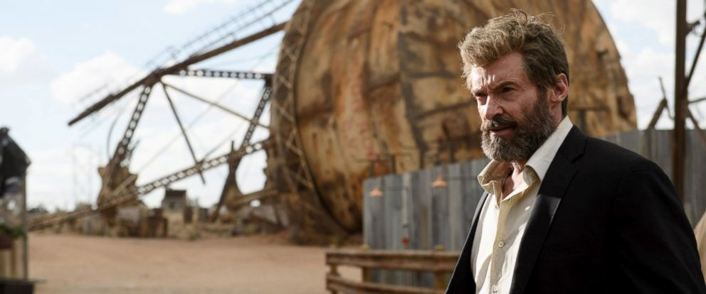 "PHOTO: Hugh Jackman, as Logan, in a scene from ""Logan."""