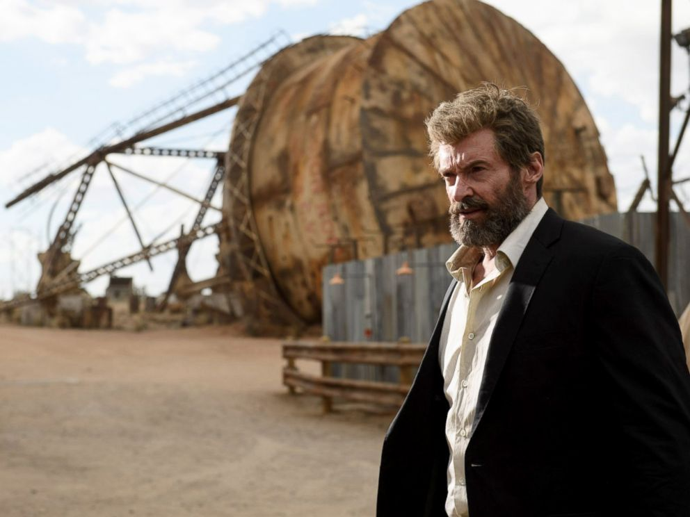 PHOTO: Hugh Jackman, as Logan, in a scene from Logan.