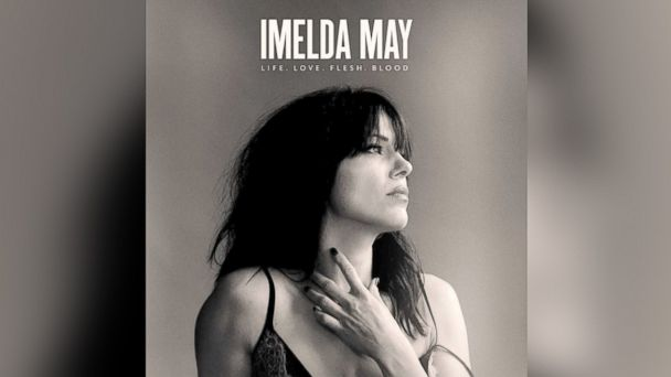 "PHOTO: Imelda May - ""Life Love Fresh Blood"""