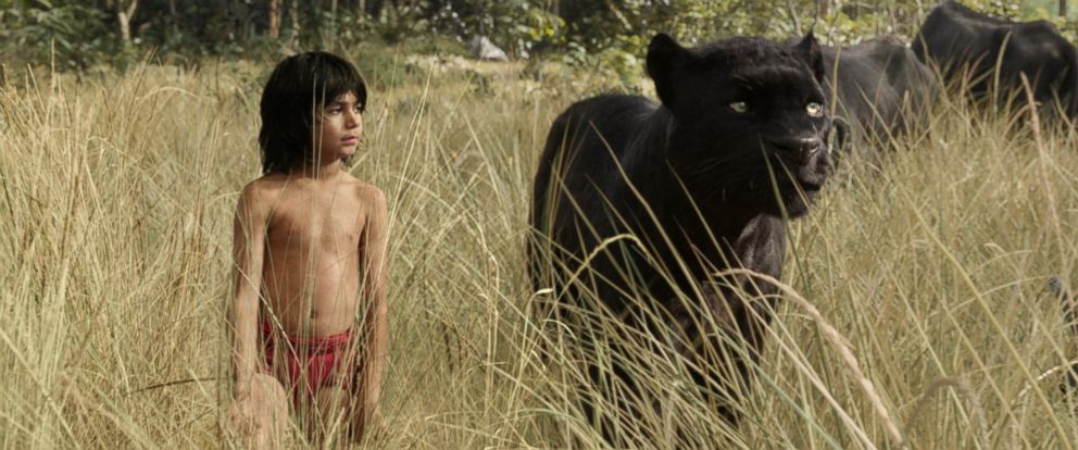 "PHOTO: Neel Sethi in ""The Jungle Book."""