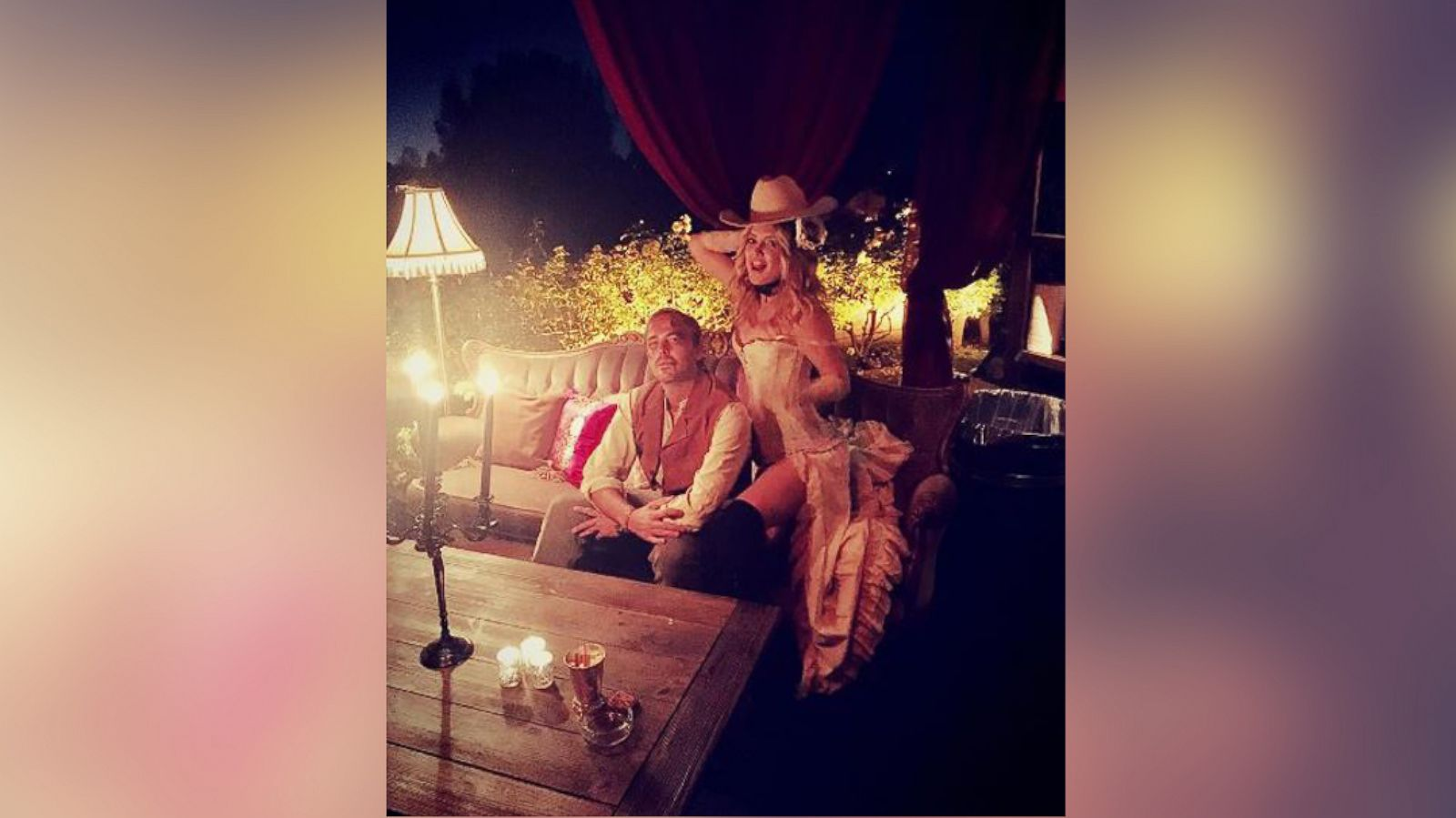 Kate Hudson Halloween Party 2020 Inside Kate Hudson's Annual Halloween Party   ABC News