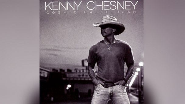"PHOTO: Kenny Chesney - ""Cosmic Hallelujah"""