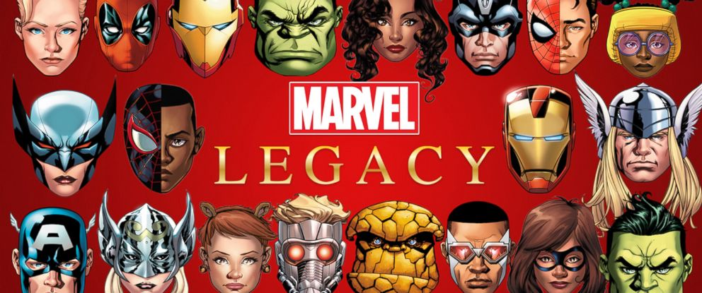 PHOTO: Marvel Legacy coming Fall 2017.