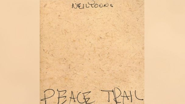 """PHOTO: Neil Young - """"Peace Trail"""""""