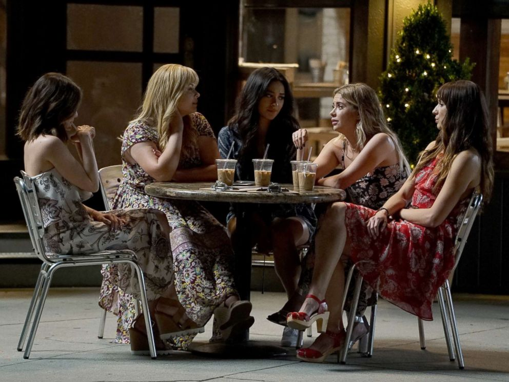Pretty Little Liars' series finale recap: Who is AD, who got