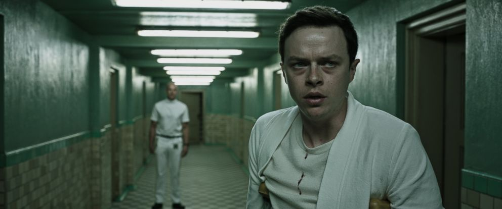 """PHOTO: Dane DeHaan is seen here in """"The Cure for Wellness."""""""