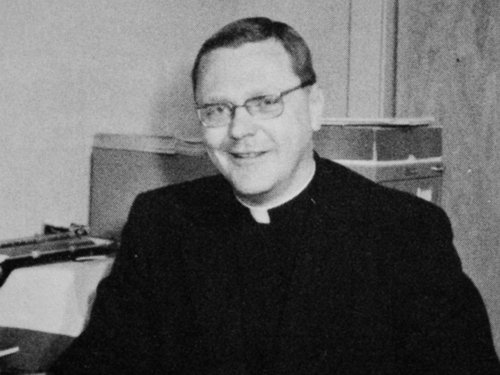PHOTO: An undated image of Rev. Joseph Maskell, who maintained his innocence until his death in 2001, after he was accused of sexually abusing a number of students at Archbishop Keough High School in Baltimore, Md.