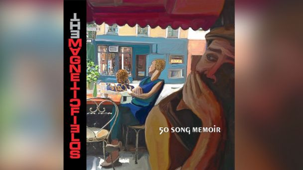 "PHOTO: The Magnetic Fields - ""50 Song Memoir"""