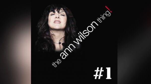 """PHOTO: Ann Wilson - """"The Ann Wilson Thing! - #1"""""""
