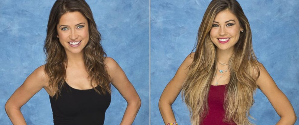 """PHOTO: Kaitlyn Bristowe (left) and Britt Nilsson will star in the upcoming season of """"The Bachelorette."""""""